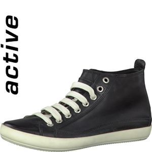 Tamaris-Schuhe-Stiefelette-BLACK-Art.:1-1-25108-32/001