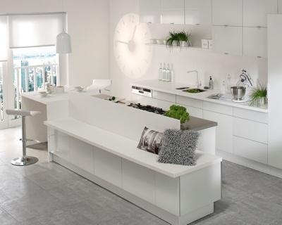 blanc comme neige cuisine banquettes et merlin. Black Bedroom Furniture Sets. Home Design Ideas