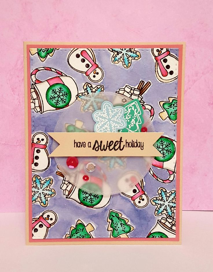 12 Days of Christmas Cards entry by Andrea