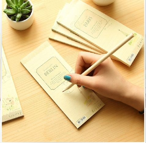 Новое Прибытие корейский творческий A5 дневник Блокнот Блокнот Бумажный Блокнот Журнал Дневник офис школьные принадлежности бесплатная доставка