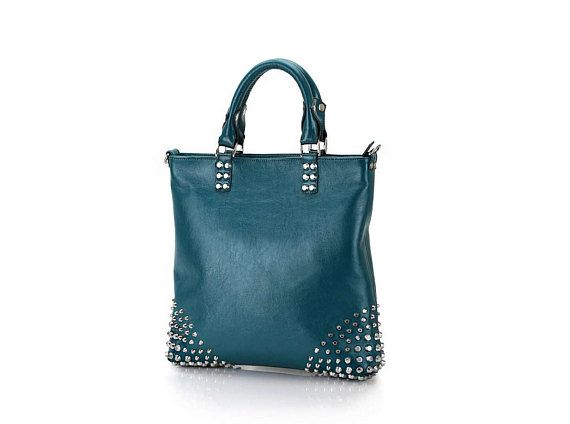 Leather Bag  Leather Tote Bag   Womens Leather Bag with