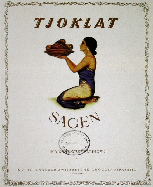 Indonesian Old Commercials:SAGEN chocolate