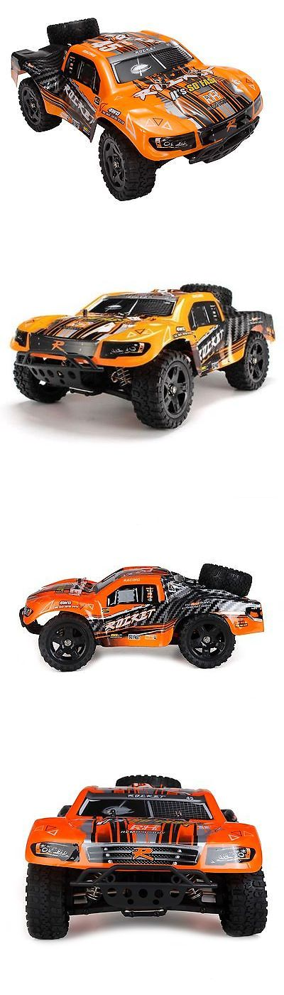 Cars Trucks and Motorcycles 182183: Remo 1621 2.4G 4Wd Waterproof Brushed Rc Truck Car 1 16 50Km H Short Course Suv -> BUY IT NOW ONLY: $69.99 on eBay!