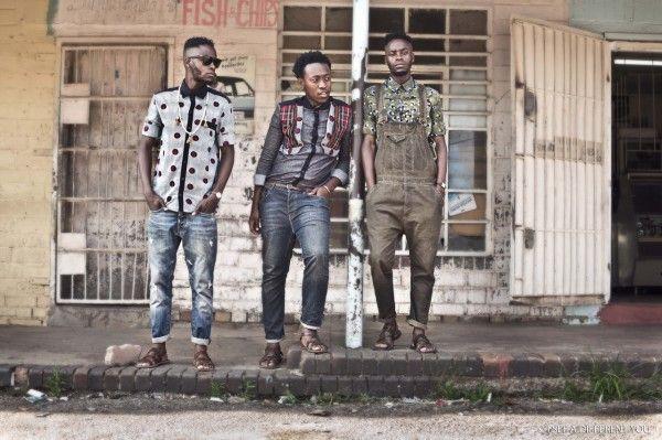 Its street fashion: meet johannesburg