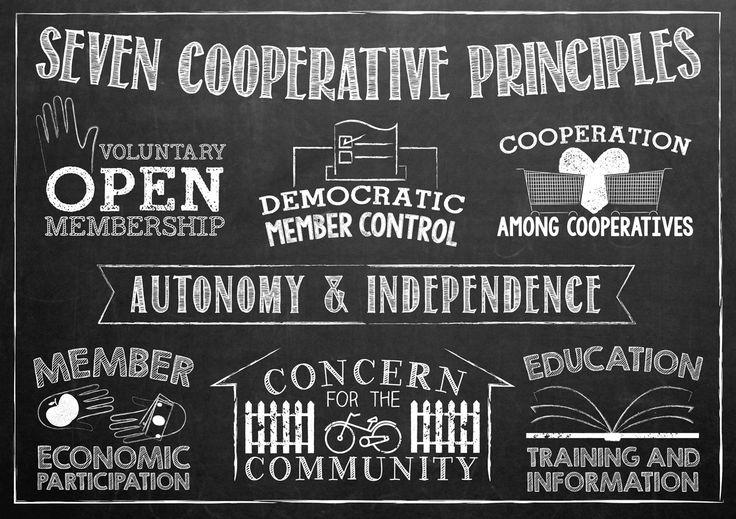Seven Cooperative Principals