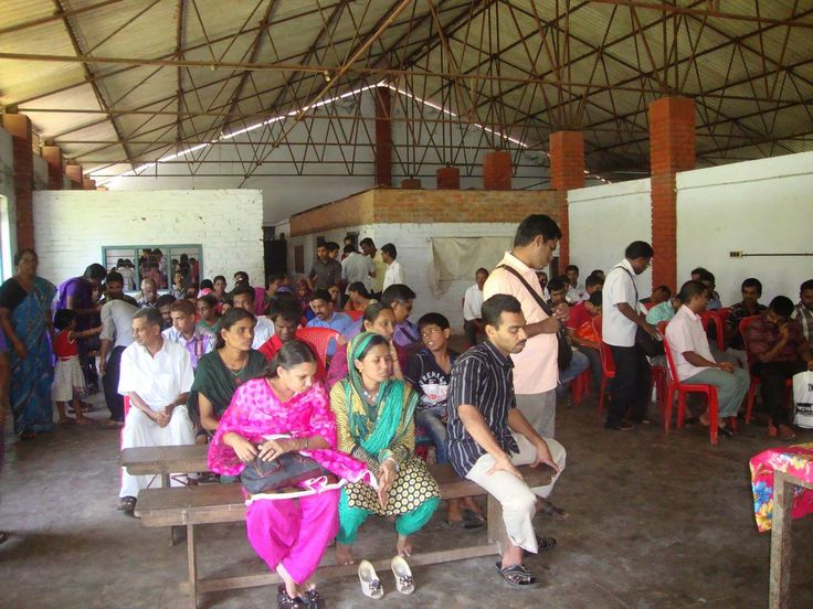 Malabar Institute Of Medical Sciences Ltd conducted Medical Camp  for the Blind
