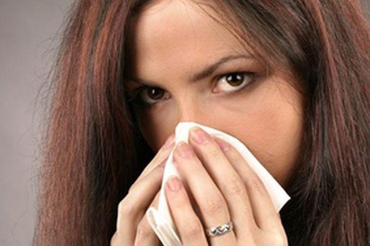 Mucosidad nasal transparente versus mucosidad amarilla  | Muy Fitness