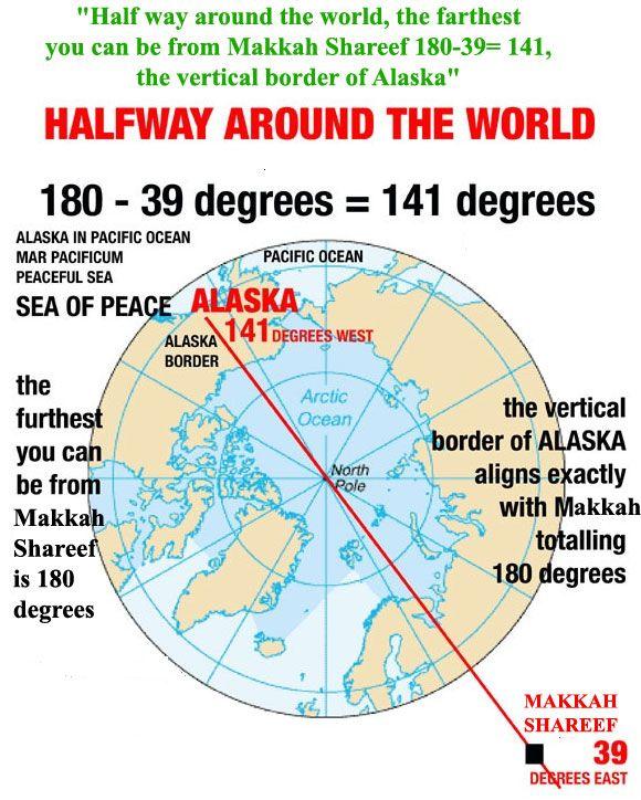 kaaba the centre of universe - Penelusuran Google