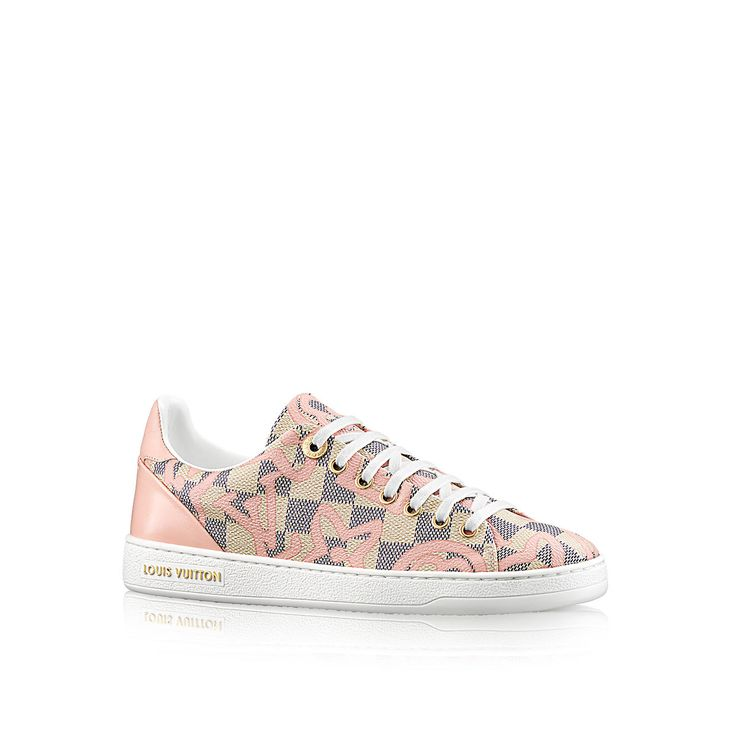 Bora Bora Sneaker in WOMEN's SHOES collections by Louis Vuitton - they would match my bag perfectly... maybe