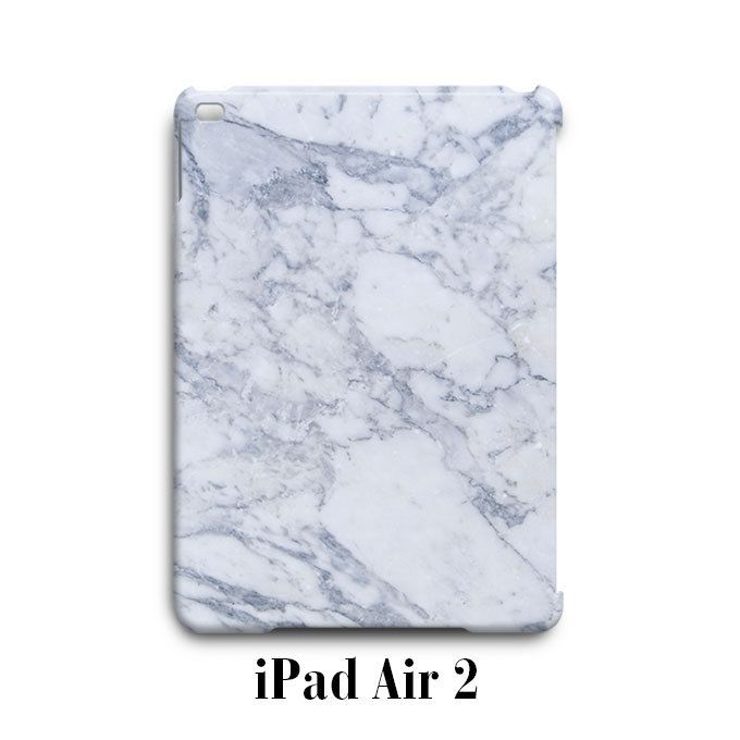 White Marble iPad Air 2 Case Cover Wrap Around