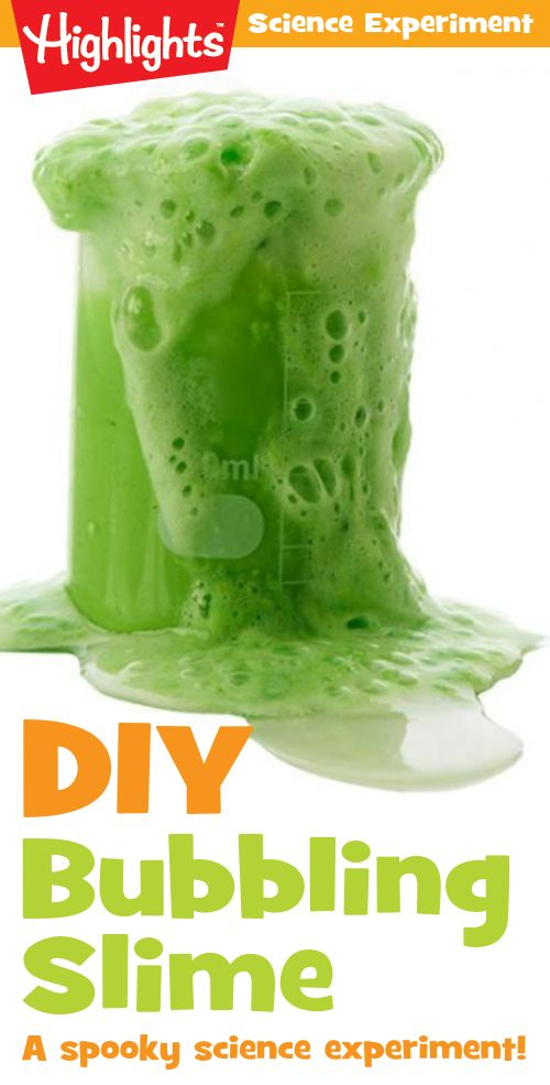 Bubbling Slime