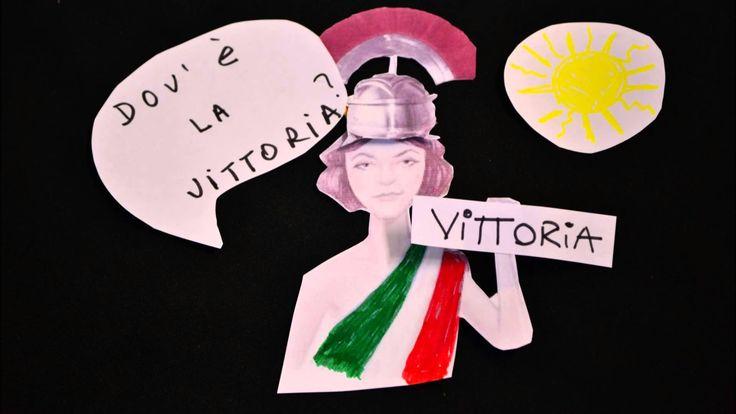 Inno di Mameli - Inno d´Italia (versione corta) Video realizzato dagli alunni della Dante Alighieri di Vicente Lopez, Buenos Aires, per la Settimana della Li...
