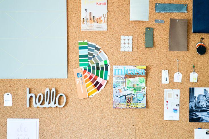 17 mejores ideas sobre pared de corcho en pinterest for Leroy merlin oficinas