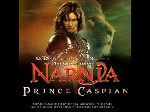 Journey To The How by Harry Gregson-Williams from the album Narnia: Prince Caspian... Its a powerful, exploding wave of movement that crashes over you....