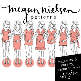 Patterns for maternity and nursing clothes (This great bc I have 4 sisters and some friends who're already pregnant. Some of these, like an easy cropped cardigan for example, could be for non-pregnant ladies too! Very cute clothes!)