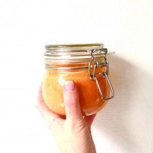 Paprika spread! Zelfmaken, super makkelijk. Klik en zie het recept