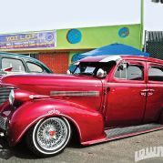 Best Of Friends King Of Kings Car Show Red Lowrider