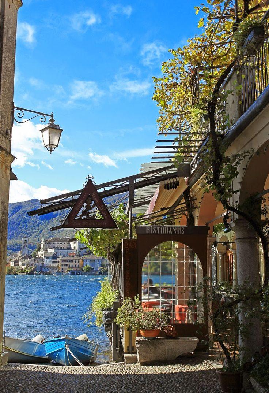 Lake Orta - Piedmont, Italy