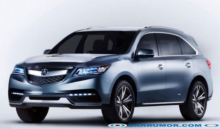 2019 Acura MDX Release Date, Price, Design and Specs Rumor - Car Rumor