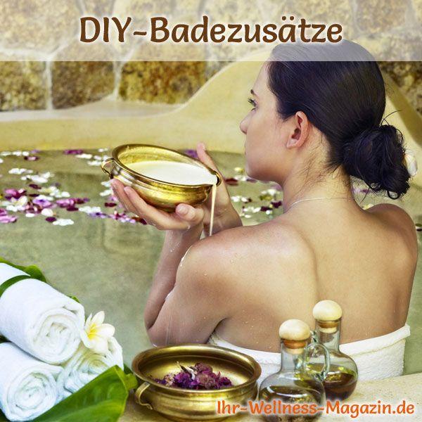 Badezusätze selber machen: Badezusatz Cleopatrabad -  Ein Cleopatra-Bad entsäuert den Körper und fördert den Hautstoffwechsel ...