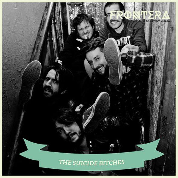 THE SUICIDE BITCHES #fronterafestival