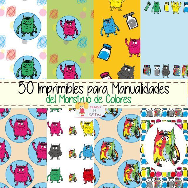 Imprimibles-Manualidades-Monstruo-de-Colores-by-Mundo-de-Rukkia.jpg (640×640)