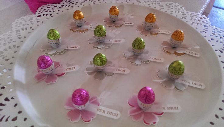 Willkommensgrüße zu Ostern