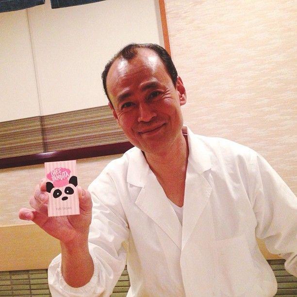 すきやばし次郎 六本木ヒルズ店 in 港区, 東京都 - Son of Jiro.  You'll find him here in Roppongi Hills.