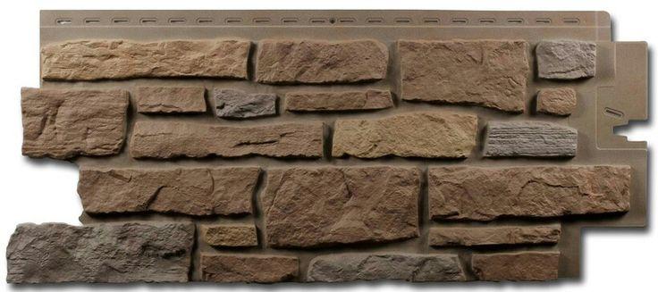 1000 Images About Stone Vinyl Siding On Pinterest