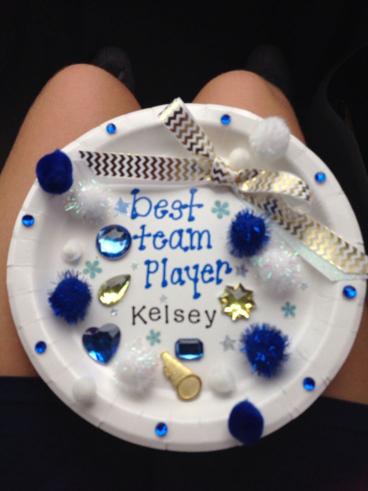 paper plate awards for coaches to give to the squad at the end of the season & 45 best Paper plate awards images on Pinterest | Paper plate awards ...