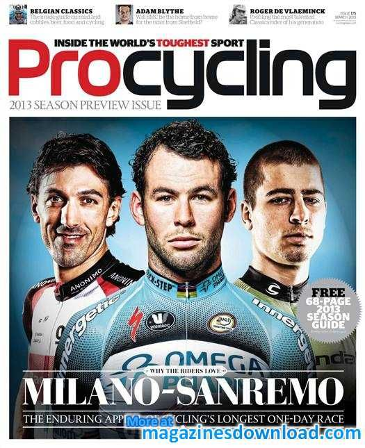 Procycling - March 2013 - Magazines Download - All in PDF | Procycling - March 2013