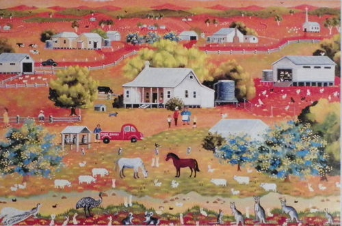 Narelle Wildman...On The Farm..