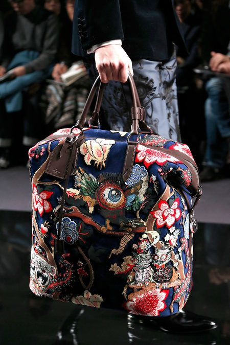 Louis Vuitton | Fall 2013 Menswear Collection | Style.com