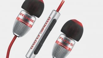 Atomic Floyd SuperDarts in-ear headphones review