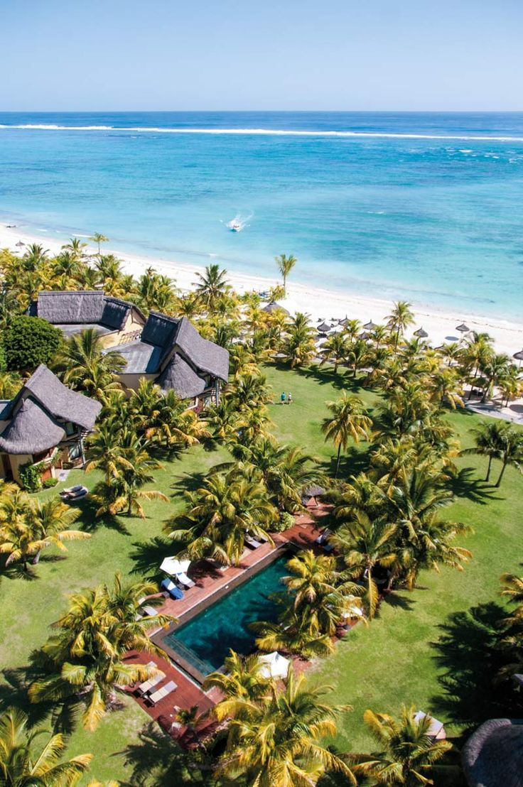 Hotel dinarobin hotel golf spa islas mauricio