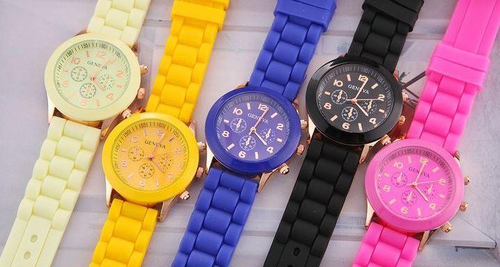 Zegarki <3  #bez #zolty #granat #czarny #rozowy #zegarek #sprzedam #dodatki