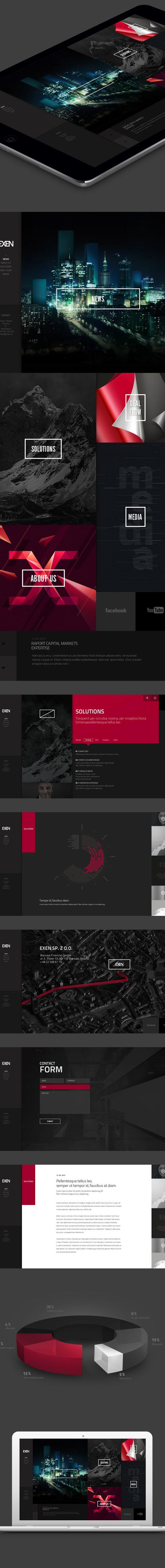 Exen website