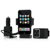 Kensington LiquidAUX Deluxe Auxiliary Car Kit with Remote for iPod; iPhone 1G, 3G (Electronics)By Kensington