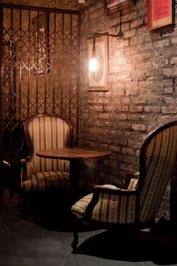 Victorian Brown Bar Steampunktendencies