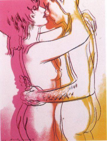 Andy Warhol - Love (II. 312) [1983]