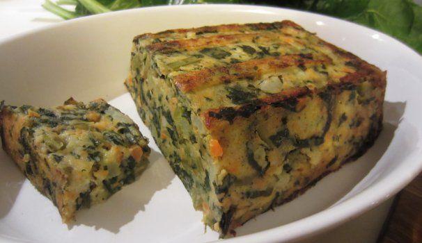 Polpettone di verdure | Vegetables meatloaf recipe