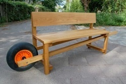 Portable sitting? For the barn! Yes!