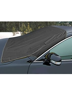 Windshield Snow Cover ? Easiest way to get snow and ice off car truck SUV and van windshield | Solutions