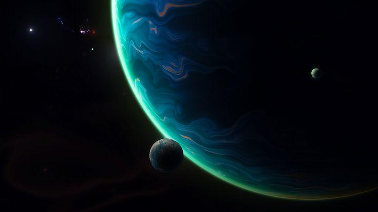 Galactic 8K Wallpapers on Behance