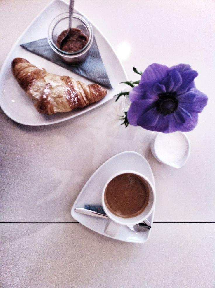 Kaffee und kuchen am ammersee