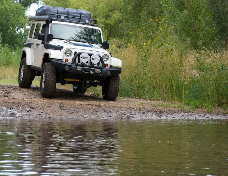Jk Overland Project Expeditions West 3 0 Expedition