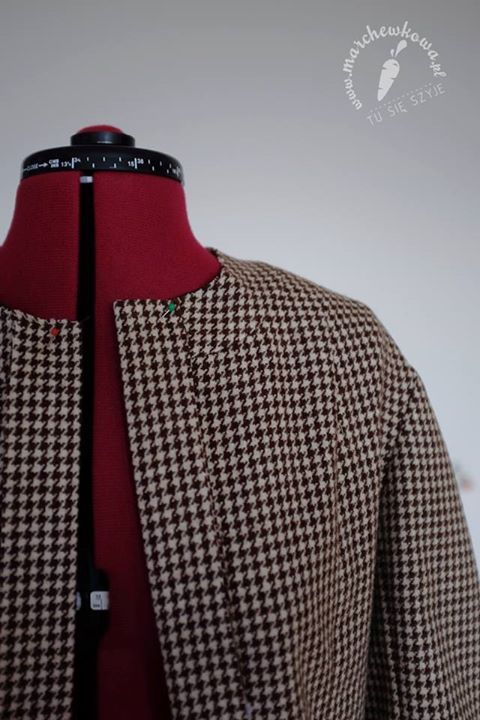 Maurice Rentner style suit.