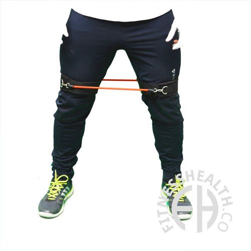 17 Best Images About Kinetic Leg Resistance Bands On