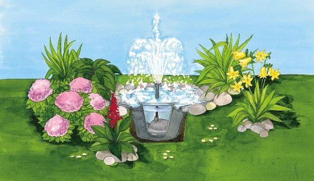 Zdjęcie numer 7 w galerii - Małe fontanny i rzeźby wodne do ogrodu