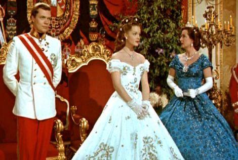 Romy Schneider, Sissi I LOVE this dress!! (and movie)